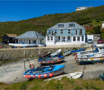 Harbour Apartments at Mullion Cove Hotel