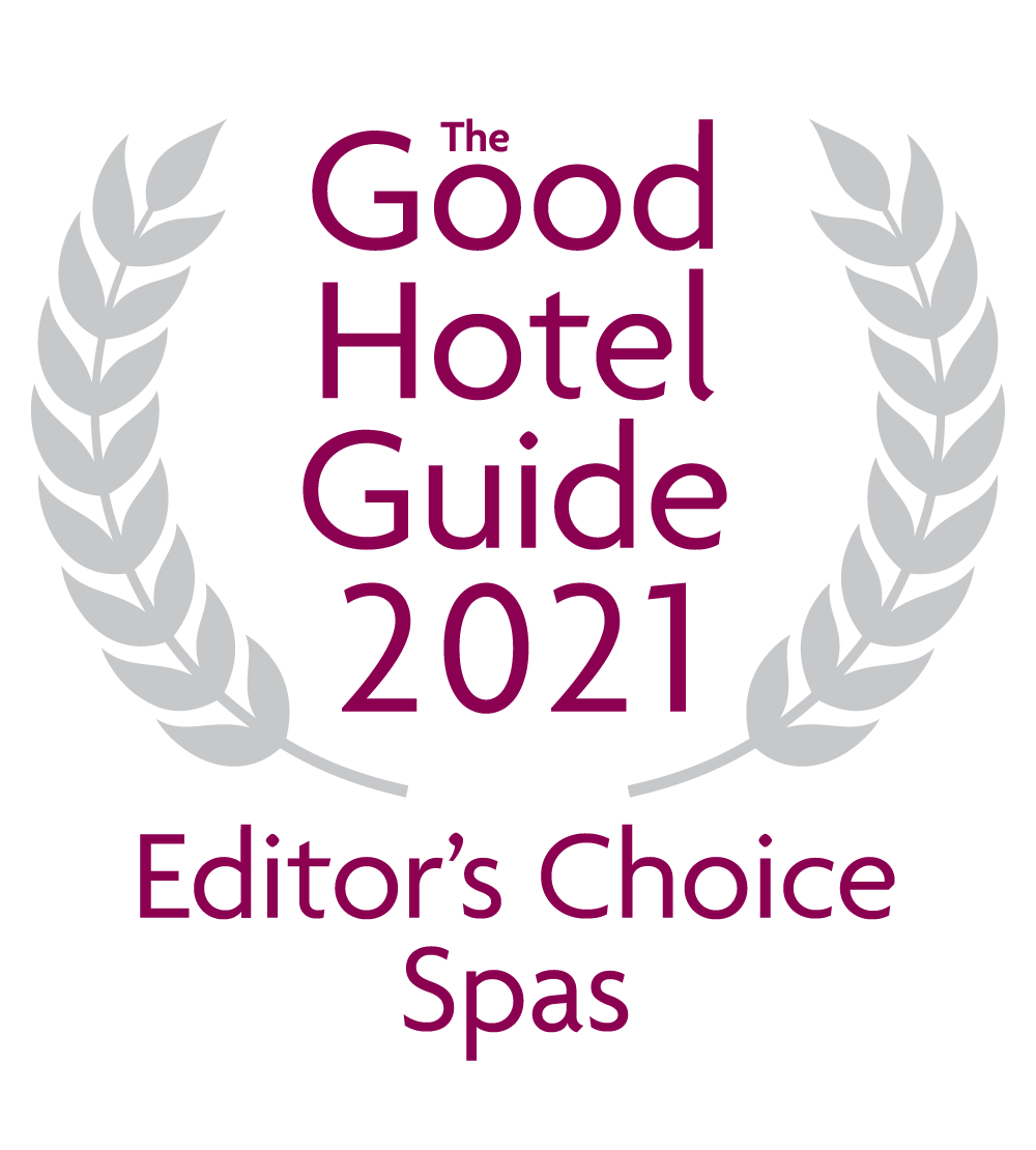 Good Hotel Guide Editors Choice Spa Award