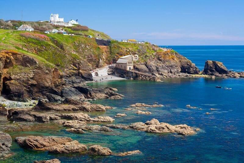 Top 5 Activities & Things to see at Lizard Point, Cornwall